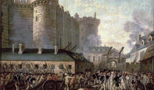 The French Revolution Landmarks