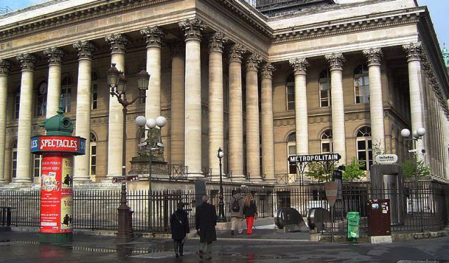 Bourse - Opera Attractions