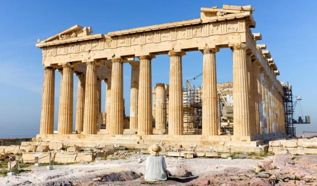 Walking Tour Around the Legendary Acropolis