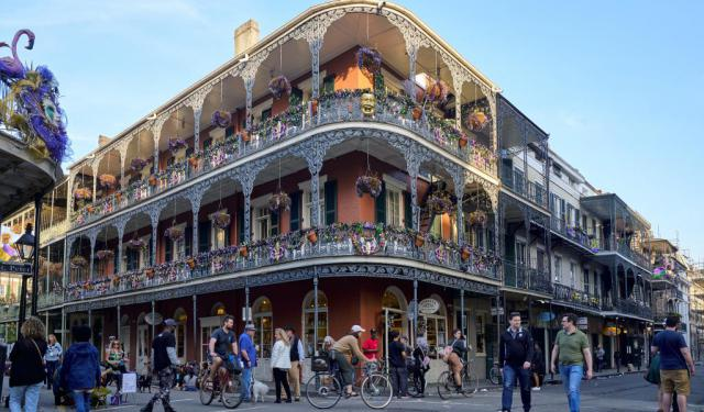 Garden District Tours In New Orleans