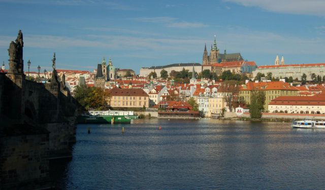 Mala Strana Walking Tour, Prague