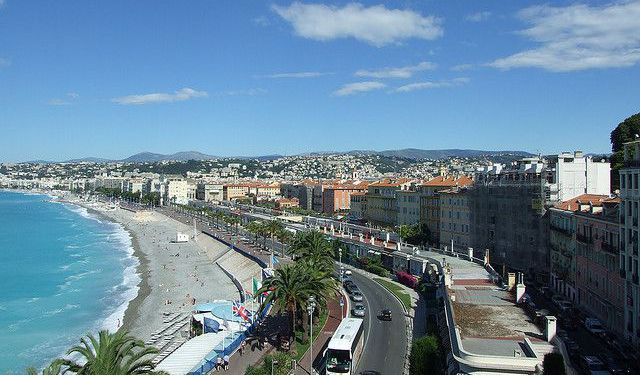 City Orientation Tour in Nice, Nice