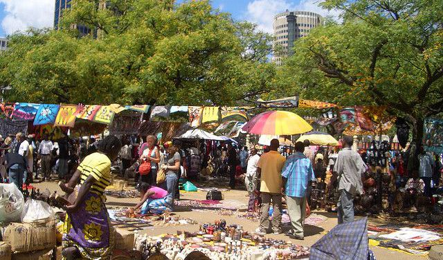 Shopping Self-Guided Tour in Nairobi, Nairobi