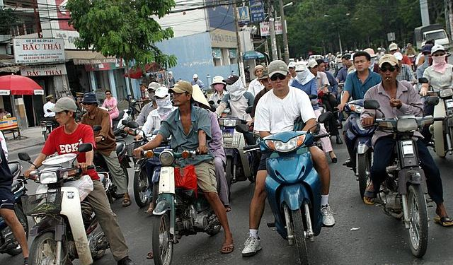 Everyday Life in Ho Chi Minh City