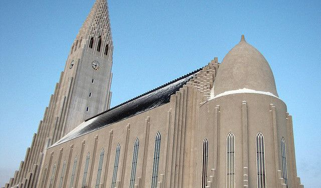 Churches Walking Tour of Reykjavik