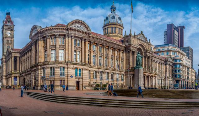Landmarks Walking Tour in Birmingham, Birmingham