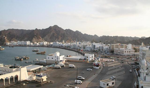 Muttrah Walking Tour, Muscat