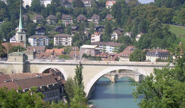 Self Guided Walking Tour Bern