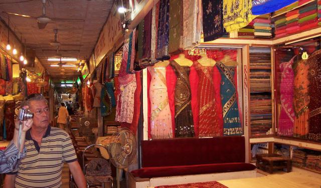 Shopping In Saddar Karachi Pakistan