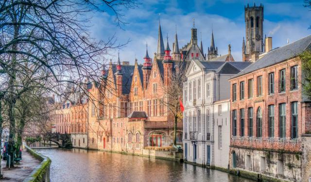 Self-Guided Tour of Brugge Landmarks, Brugge