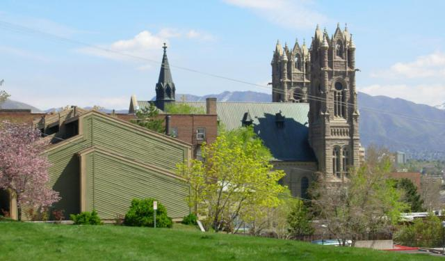 Places of Worship Tour of Salt Lake City