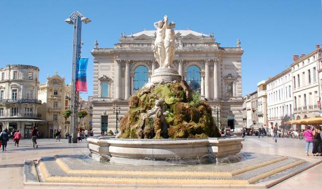 Montpellier Landmarks Walking Tour