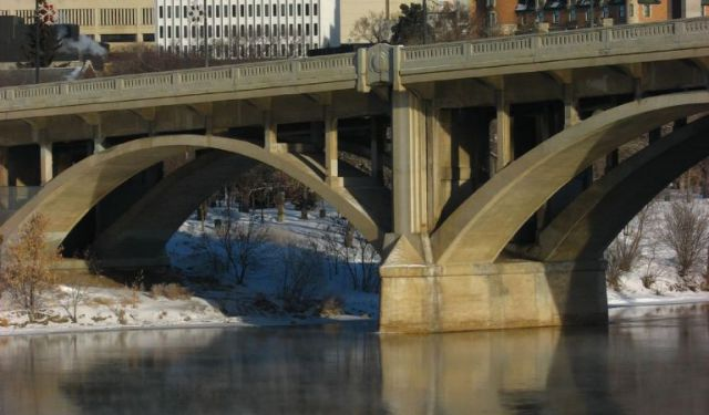 Landmarks Walking Tour in Saskatoon