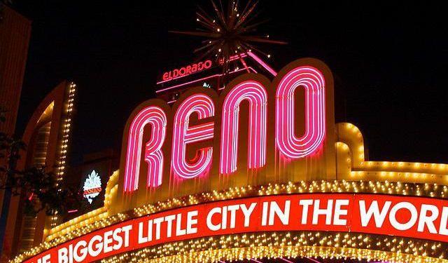 Reno's Top Casinos Walking Tour, Reno, USA