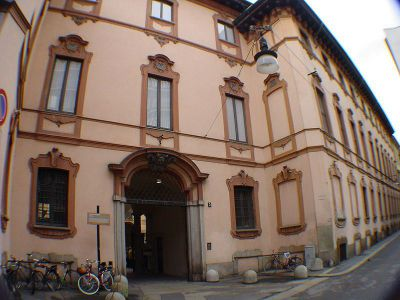 The Palazzo Clerici