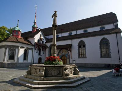 Franciscan Church (Franziskanerkirche)