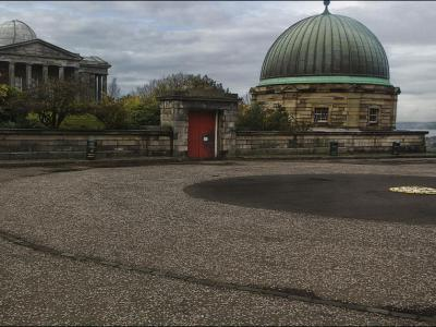 Calton Hill Observatory