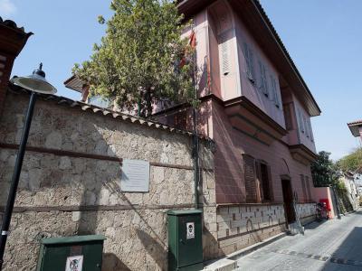 Kaleiçi (Old Antalya) Walking Tour, Antalya, Turkey