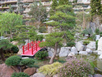 City orientation walk monte carlo monaco for Jardin japonais monaco