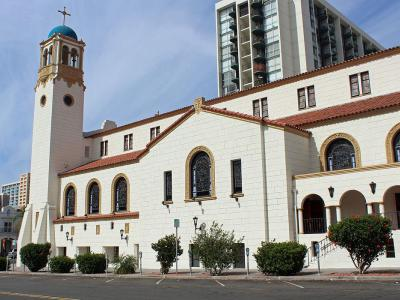St Joseph S Cathedral San Diego