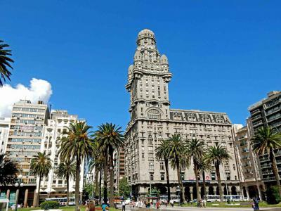 Tour of Historic Places in Montevideo, Montevideo, Uruguay