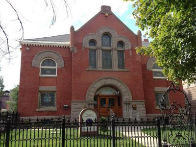 Former First Church of Christ Scientist