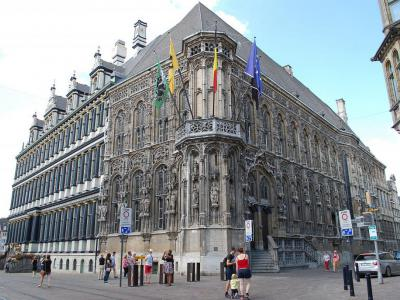 Gent Town Hall