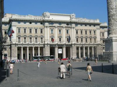Galleria Alberto Sordi (American News Service Office)