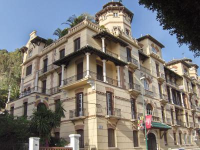 Architectural jewels of malaga malaga spain - Casa plus malaga ...