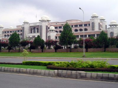 Parliament House in Islamabad, Pakistan - GPSmyCity