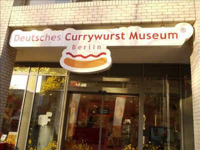 Currywurst Museum Shop