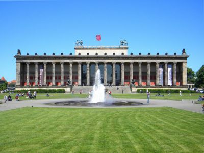 The Altes Museum