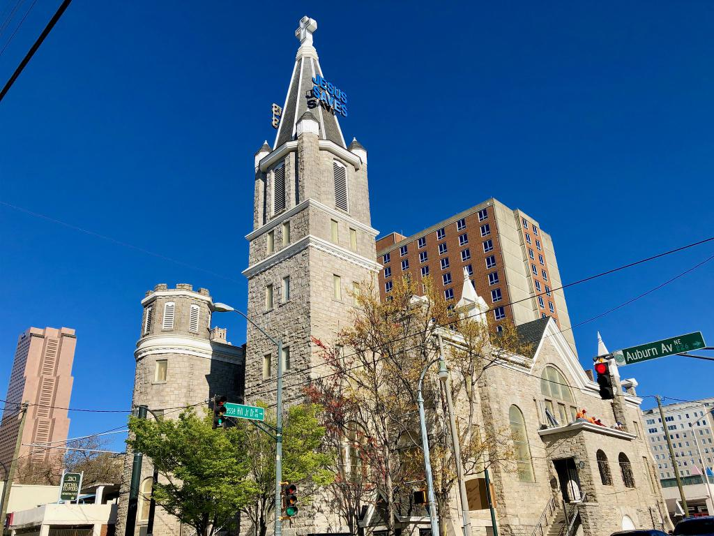 Famous Religious Buildings Tour In Altanta Atlanta Usa