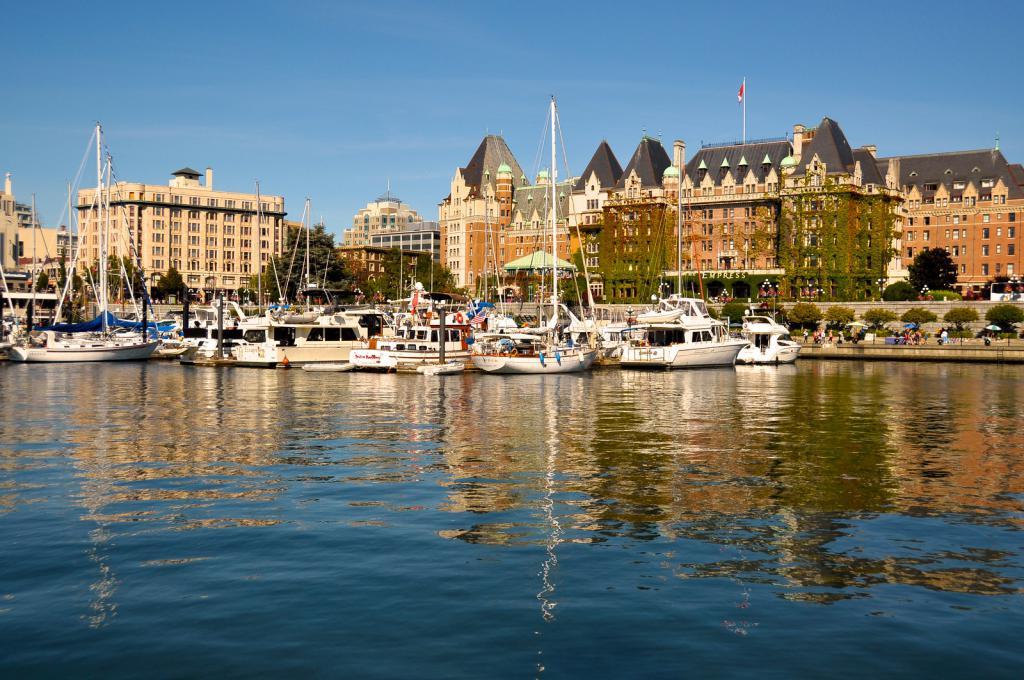 Victoria City Orientation Walking Tour Victoria Canada