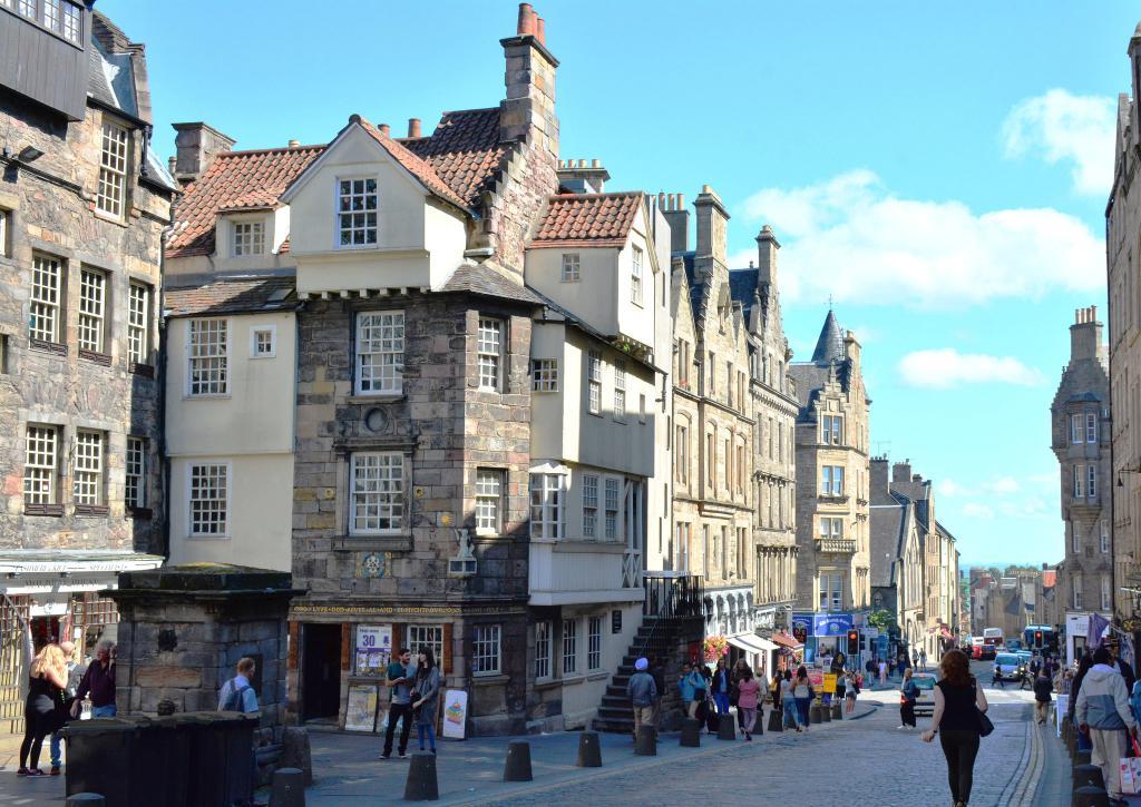Edinburgh Old City Tours