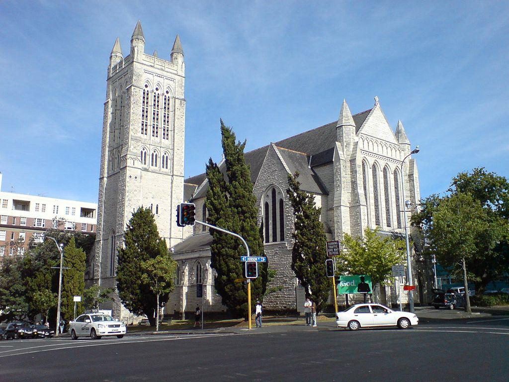 Stop dating the church in Auckland