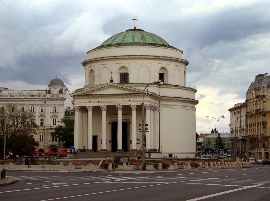 Warsaw Religious Buildings Tour Warsaw Poland