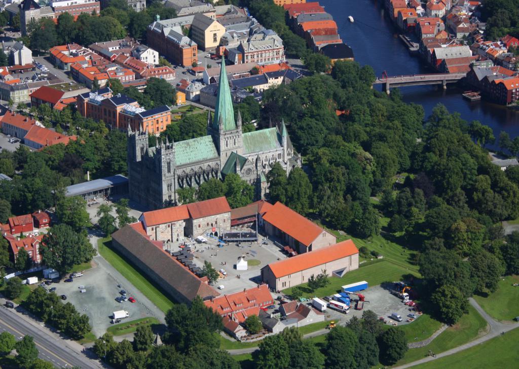 Trondheim S City Orientation Self Guided Tour Trondheim