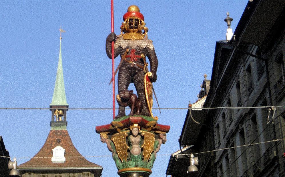 Fountain Walking Tour In Bern Part I Bern Switzerland