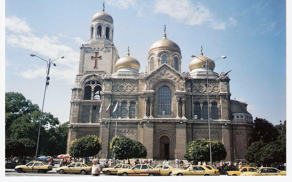 varna religious sights tour  varna  bulgaria