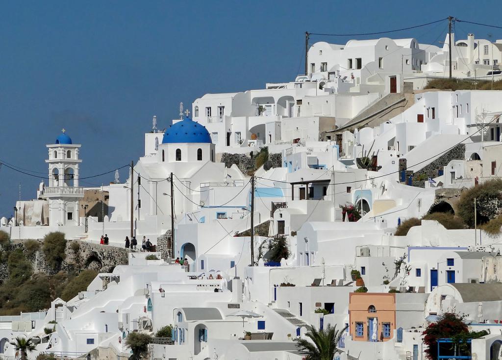 Historical Tour Of Imerovigli Santorini Greece