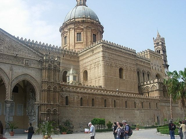 Self Guided Walking Tour Palermo