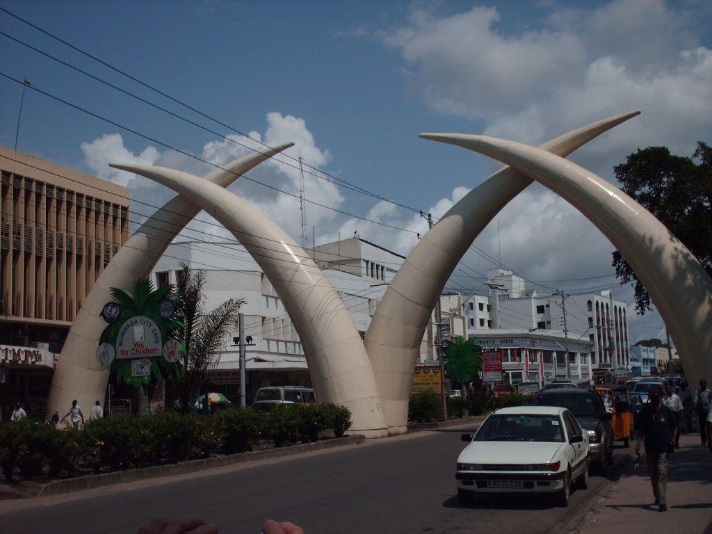 City Orientation Walk Self Guided Mombasa Kenya