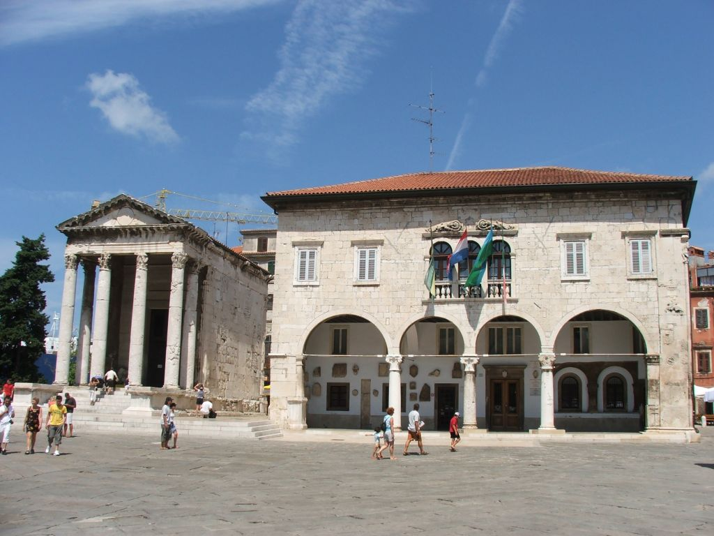 Daily Life Tour of Pula, Pula, Croatia