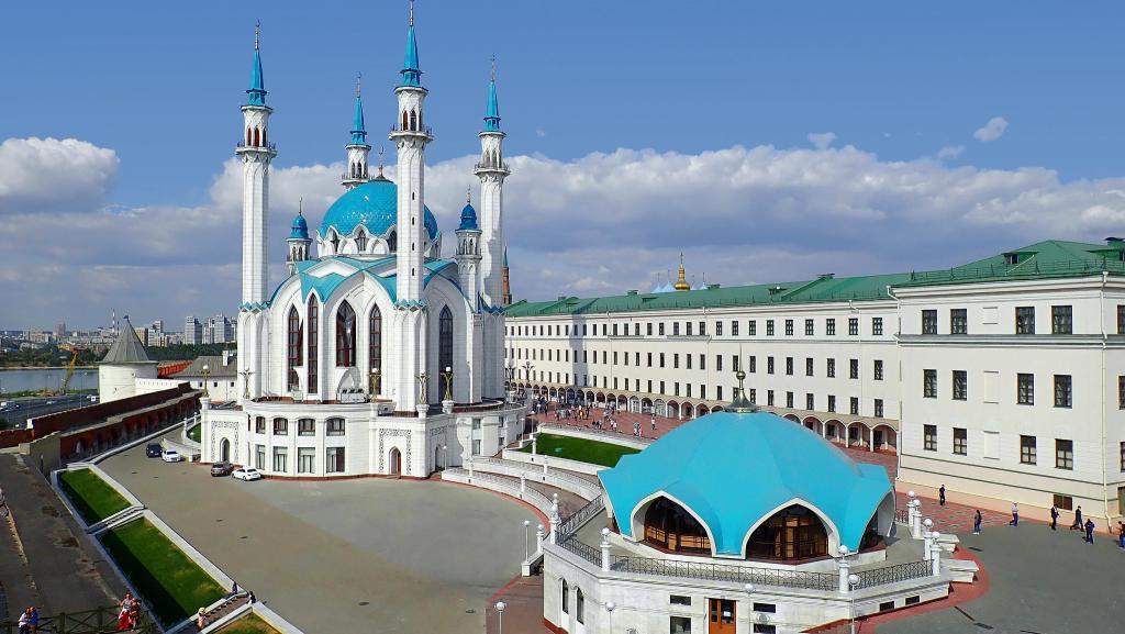 Kazan Mosques Tour Kazan Russia