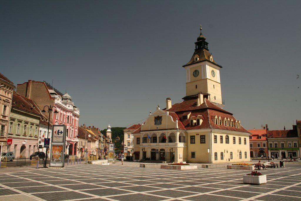 Architecture Tour In Brasov Brasov Romania