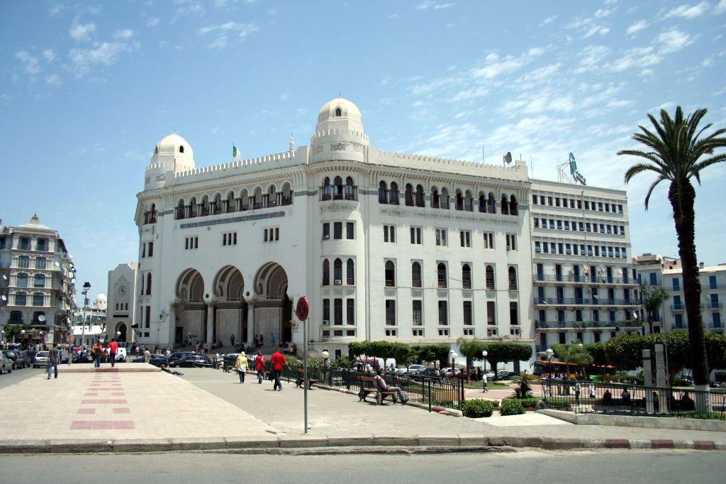 Architectural Tour Of Alger Alger Algeria