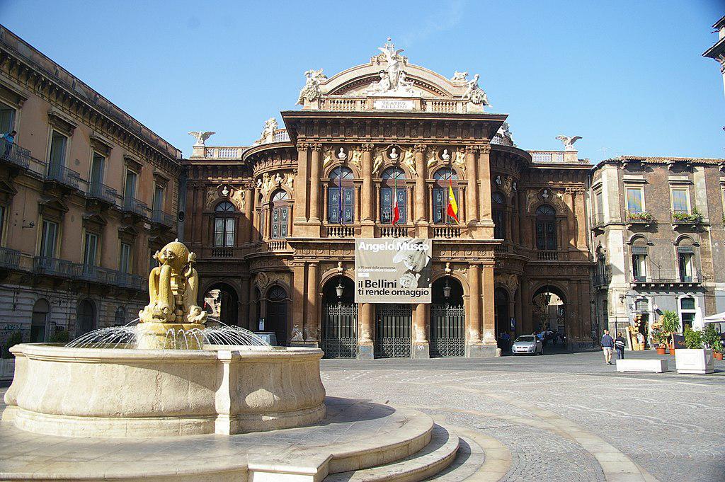 Catania Architecture Walking Tour Catania Italy