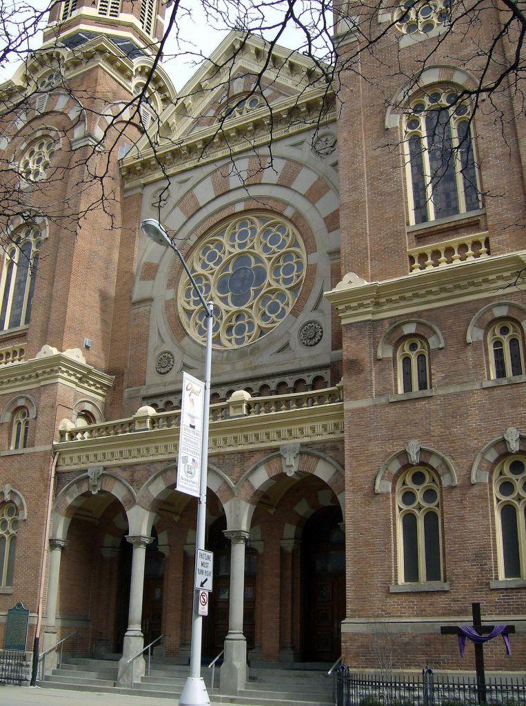 Churches Tour Of Detroit Detroit Usa