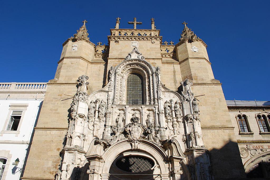 Churches Walking Tour In Coimbra Coimbra Portugal